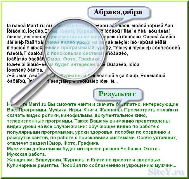 Програмку для определения текста из изображения