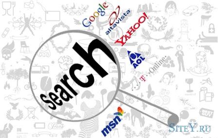 Разновидности поисковых запросов.