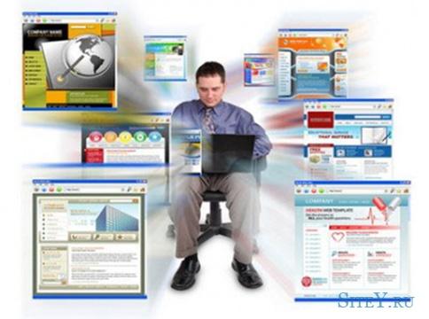 О создании сайтов разных типов. Что учитывать при создании интернет-магазина.