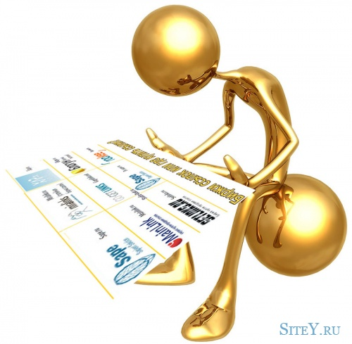Заработок на личном сайте используя биржы ссылок.