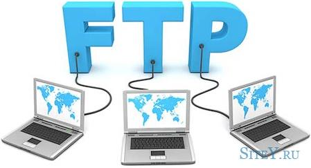 Программы для передачи файлов по FTP протоколу.
