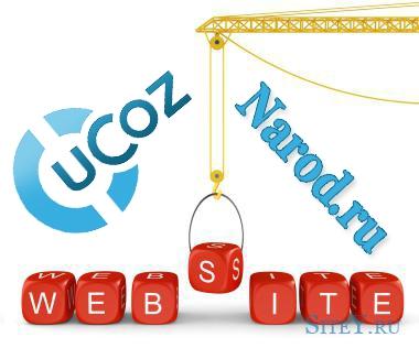 Конструкторы сайтов не для интернет-бизнеса.